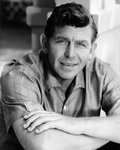 Andy Griffith circa 1970 -- Michael Ochs Archives
