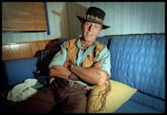 <p>Few can forget the Aussie craze that began with 1987's <em>Crocodile Dundee</em>, but how many remember it was enough to lock in a Golden Globes win for Mr. Dundee himself, Paul Hogan?</p>