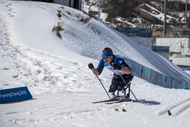Winter Paralympics: Smiling Meenagh all set for final showdown