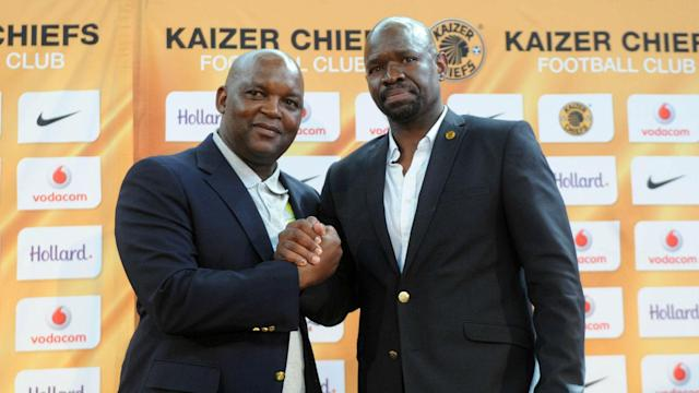 The former Kaizer Chiefs boss believes Mosimane has helped his men play their best football in the 2017/18 PSL season