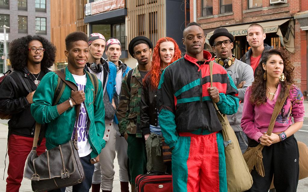"""Touchstone Pictures' <a href=""""http://movies.yahoo.com/movie/1810088499/info"""">Step Up 3-D</a> - 2010"""