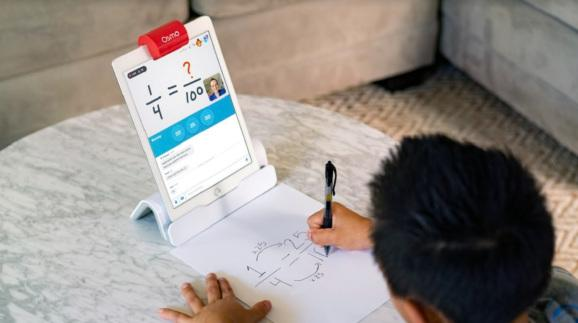 Osmo Live lets teachers and kids interact closely in a remote way.