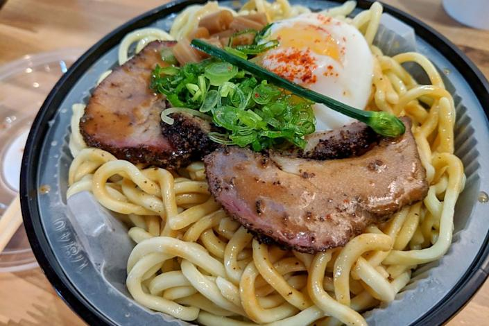 "<p>Kodaiko Ramen & Bar. | Photo: Sarah T./<a href=""https://yelp.com/biz_photos/kodaiko-ramen-and-bar-sacramento-2?select=EZO-qzcvEIGNXtjud6KkLg&utm_campaign=5dc38f9f-f22f-4a2b-a993-72c56516f7c0%2C02c88537-49cf-4886-8282-d722d13df8f1&utm_medium=81024472-a80c-4266-a0e5-a3bf8775daa7"" rel=""nofollow noopener"" target=""_blank"" data-ylk=""slk:Yelp"" class=""link rapid-noclick-resp"">Yelp</a></p>"