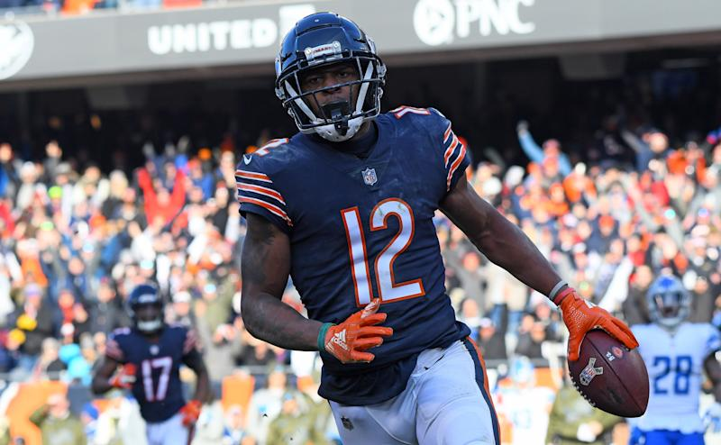 Under Center Podcast: Bears haven't talked extension with Allen Robinson