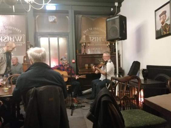 MacGregor's Bar is known for live music (Helen Coffey)