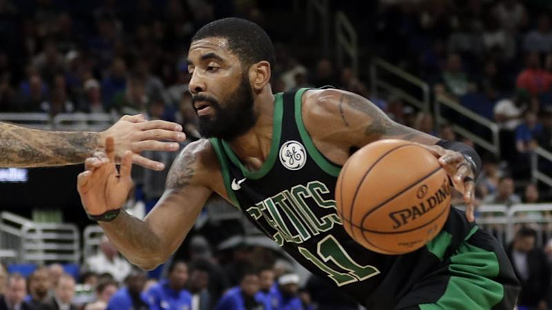 62ad3f35f366 Kyrie Irving calls out Celtics  young core after ugly loss in Orlando