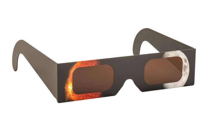 How to Spot Fake Solar Eclipse Glasses