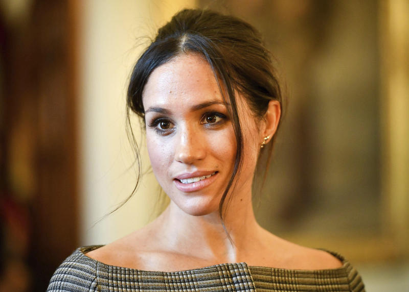 Meghan Markle - File Photo by: zz/KGC-375/STAR MAX/IPx 2018