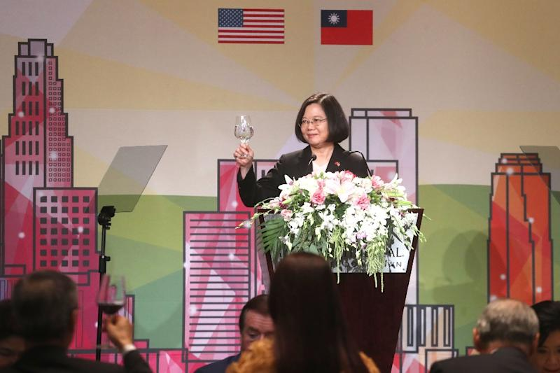 USA  denies 'One China' change after Taiwan president's California speech