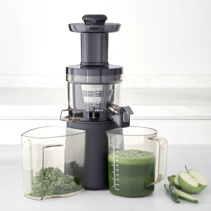 <p>This <span>Hurom Slow Juicer</span> ($440) is perfect for the wellness obsessed. If they love juice, they'll be over the moon receiving this.</p>
