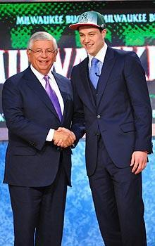 The Kings made Jimmer Fredette the 10th overall pick of the 2011 NBA draft