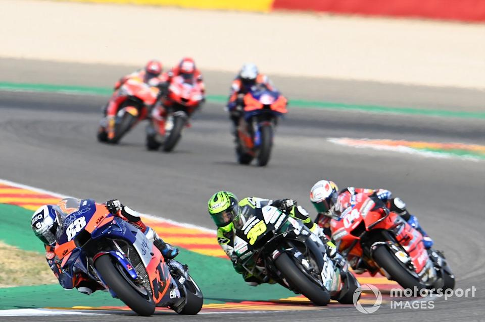 """Miguel Oliveira, Red Bull KTM Tech 3<span class=""""copyright"""">Gold and Goose / Motorsport Images</span>"""