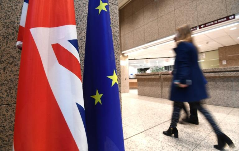 EU, Britain delay next round of Brexit talks because of May speech