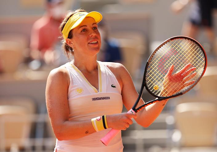 Pavlyuchenkova got to the final in straight sets (Getty Images)
