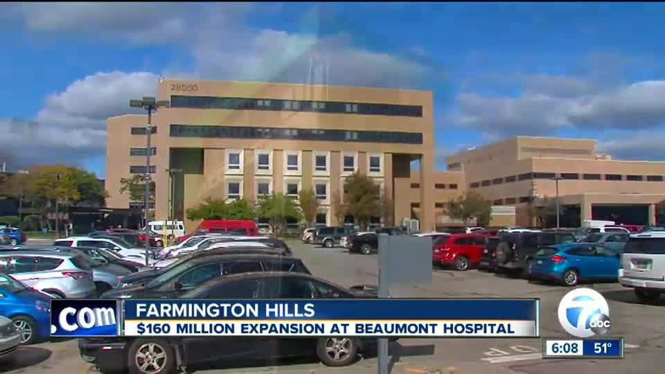 $160M expansion planned for Beaumont in Farmington Hills