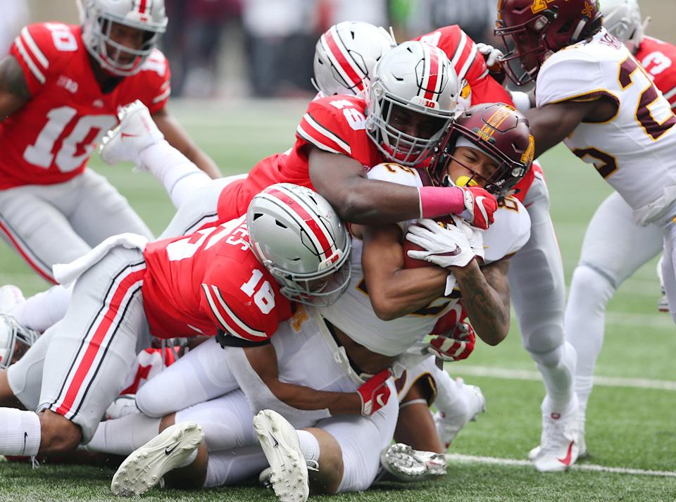 Ohio State vs. Minnesota 2021 football preview, prediction, and odds