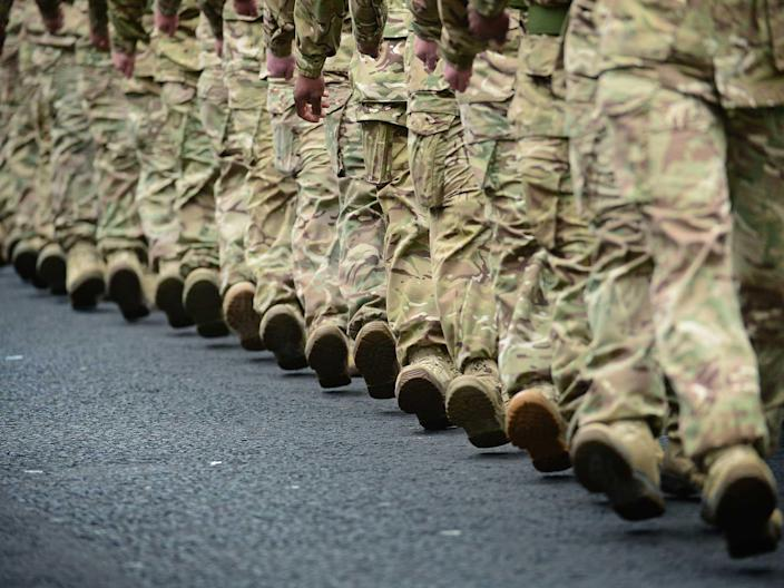 <p>MP chairing an inquiry on women in the armed forces says she has heard 'some terrible stories' from veterans and women currently serving</p> (Getty)