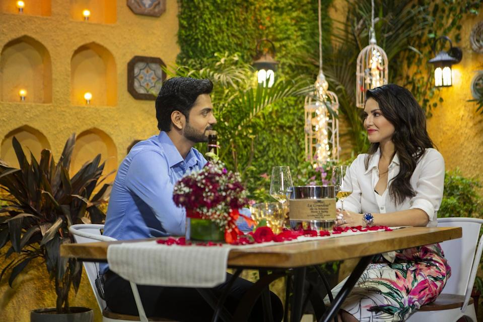 """<p>This new-age dating reality show hosted by Karan Johar turns singles into the best versions of themselves while helping them with their emotional baggage, relationship fears, and more. </p> <p><a href=""""https://www.netflix.com/title/81038824"""" class=""""link rapid-noclick-resp"""" rel=""""nofollow noopener"""" target=""""_blank"""" data-ylk=""""slk:Watch What the Love! With Karan Johar on Netflix now"""">Watch <strong>What the Love! With Karan Johar</strong> on Netflix now</a>. </p>"""