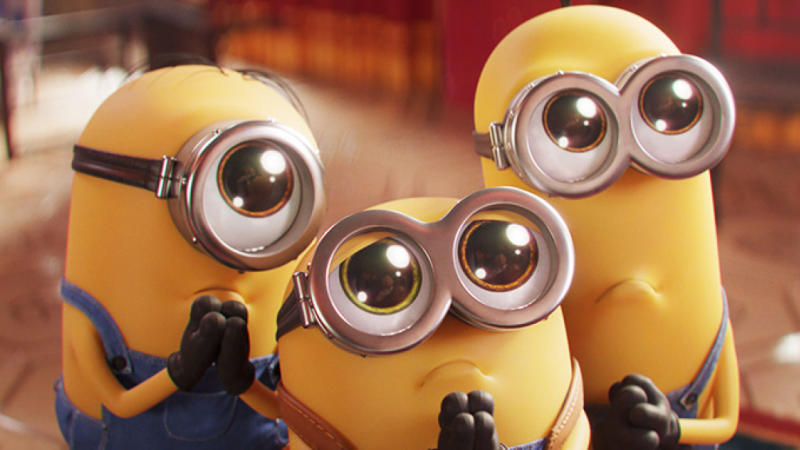 'Minions: The Rise of Gru' has been delayed in the wake of the coronavirus pandemic. (Credit: Illumination/Universal)