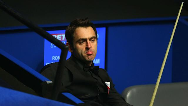 "Ronnie O'Sullivan said he may not bother going for a sixth title at the Crucible, as the Hustle is a ""right laugh""."