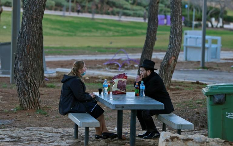 In Israel, with indoor venues not an option, outdoor options have therefore become increasingly popular