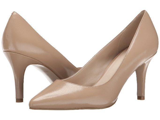 48737190927 The Most Comfortable Pumps to Wear to Work, According to a Podiatrist