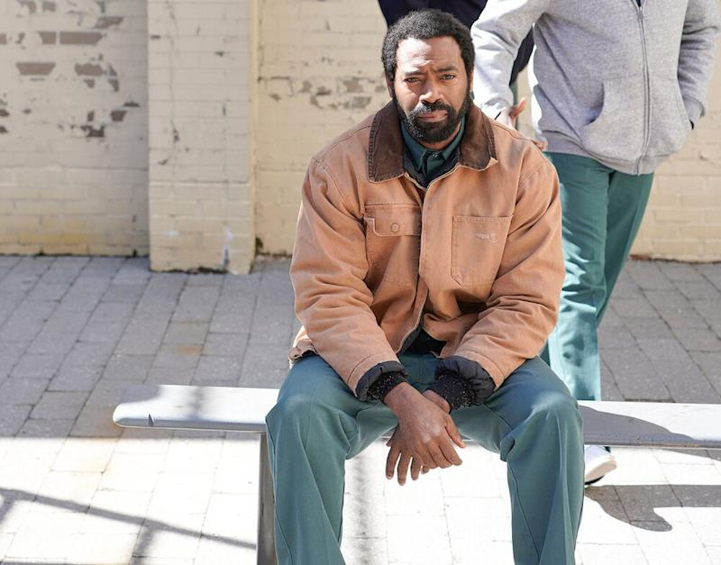 Nicholas Pinnock as Aaron Wallace in For Life | Giovanni Rufino/ABC