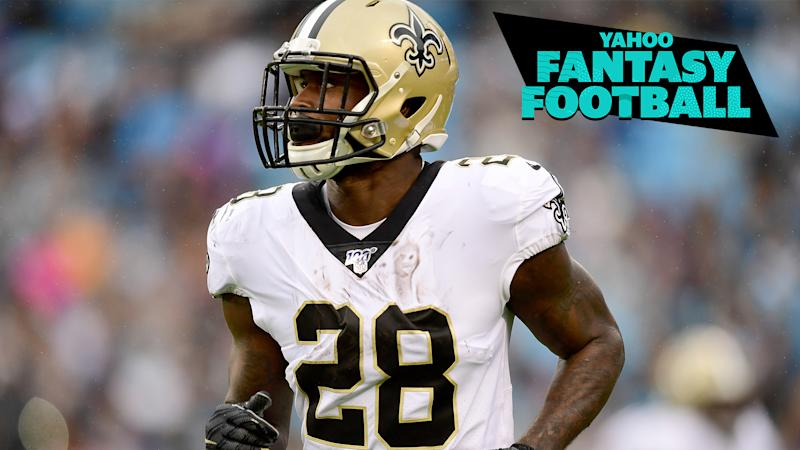 Latavius Murray will reward fantasy teams, with or without Alvin Kamara on the Saints.