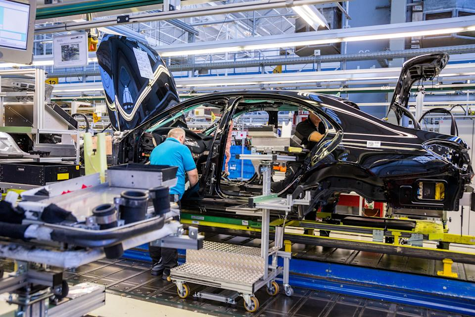 Germany's Daimler is famous for its Mercedes-Benz cars. Photo: Thomas Niedermueller/Getty Images