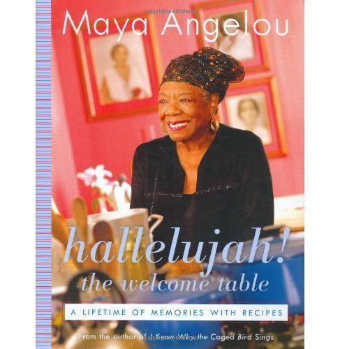 """<p><strong>By Maya Angelou</strong></p><p>bookshop.org</p><p><strong>$19.80</strong></p><p><a href=""""https://bookshop.org/books/hallelujah-the-welcome-table-a-lifetime-of-memories-with-recipes/9780812974850"""" rel=""""nofollow noopener"""" target=""""_blank"""" data-ylk=""""slk:Buy"""" class=""""link rapid-noclick-resp"""">Buy</a></p><p>Maya Angelou could've written a book detailing the various ways in which to unclog drill bits, and it still would have been a monumental contribution to American culture. Thankfully, she wrote about the food she served and dined on, and the people next to whom she ate, instead. Just imagine the lifetime of memories that were stored up in Angelou's mind, let alone those made all the more evocative with food. There is, of course, no <em>bad</em> time to read what Angelou had to say about cooking, but this time is a particularly good one. <em>—S.R.</em></p>"""