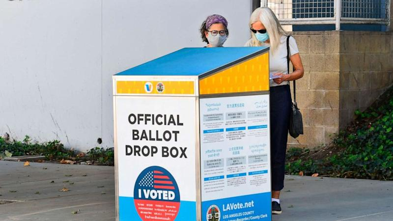 California officials send cease-and-desist order to state GOP over unauthorized ballot drop boxes