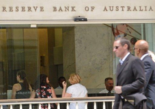 Reserve Bank of Australia said ongoing troubles in Europe and the US were overshadowing global growth prospects
