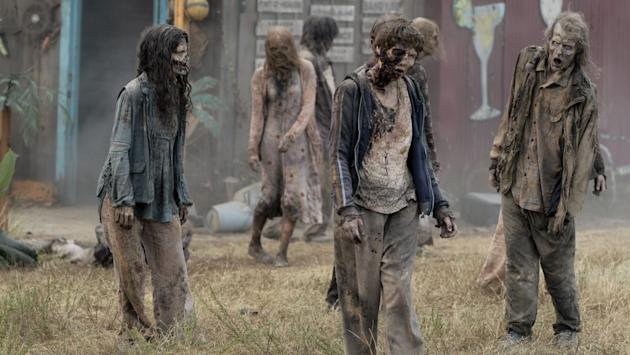 The Walking Dead Spinoff Is Moving Its Premiere Date Already