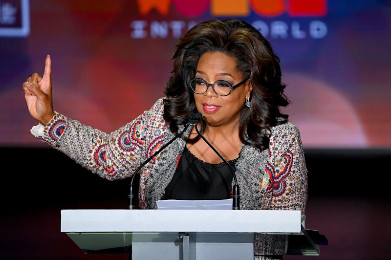Oprah Always Travels With Avocados Grown From Her Own Orchard Because 'It's Ridiculous to Pay for Avocados'