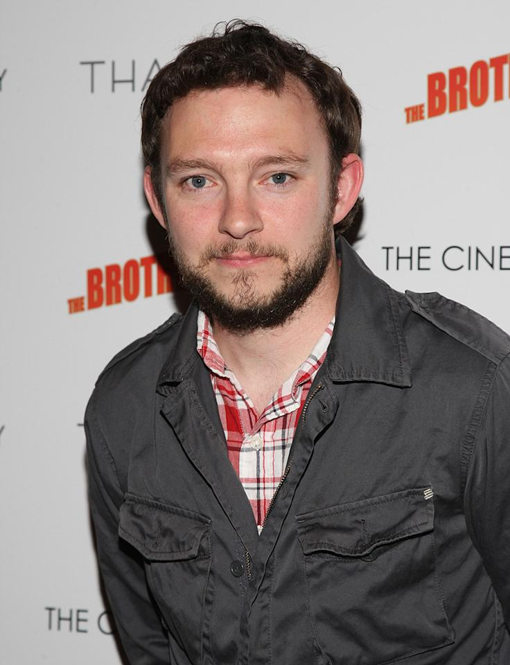 "Nate Corddry at the New York screening of <a href=""http://movies.yahoo.com/movie/1809843292/info"">The Brothers Bloom</a> - 05/07/2009"