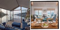 """<p>Coastal cottages are in high demand among for <a href=""""https://www.elle.com/uk/life-and-culture/travel/"""" rel=""""nofollow noopener"""" target=""""_blank"""" data-ylk=""""slk:holidays"""" class=""""link rapid-noclick-resp"""">holidays</a> and staycations all year round, and it's not hard to see why.</p><p>With many boasting views across some of the UK's most famous coastlines, beach cottages in the likes of Cornwall, Devon and Oban are the perfect hideaways for those who like to explore their nearby surroundings and take a dip in the ocean, come rain or shine.</p><p>From cottages located on the edge of cliff faces to others which are a hop, skip and a jump away from the waves (quite literally), a quaint property located close to the <a href=""""https://www.elle.com/uk/life-and-culture/culture/a28934719/best-gastropubs-london/"""" rel=""""nofollow noopener"""" target=""""_blank"""" data-ylk=""""slk:pub"""" class=""""link rapid-noclick-resp"""">pub</a>, coastal walks and seafood restaurants are a big holiday win in our book.</p><p><strong>We've rounded up the best coastal cottages that you can rent now, for those wanting a taste of the sea in the UK:</strong></p>"""