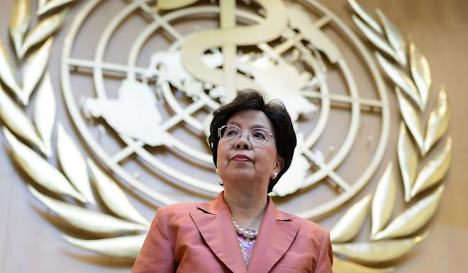 Margaret Chan, Hong Kong's former director of health, served in the UN. Photo: AFP