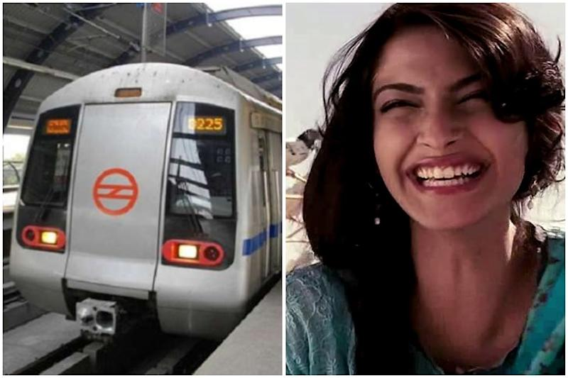 'Biased' Delhi Metro Shares Special Connection with Original 'Masakali' on Twitter