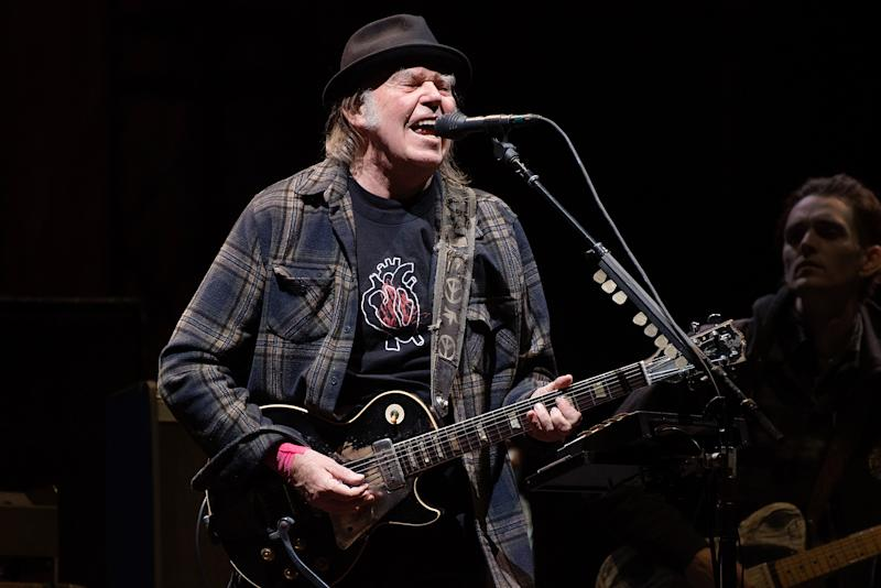 Neil Young on His Archives Website, Future Releases and ...
