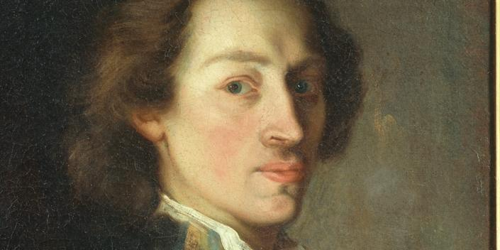 Portrait of Frederic Chopin (1810 - 1849) composer (oil on canvas 0, 60 x 0, 51), Scheffer Ary ( 1795-1858 ), Castles of Versailles and Trianon, Poland. (Photo by: Christophel Fine Art/Universal Images Group via Getty Images)