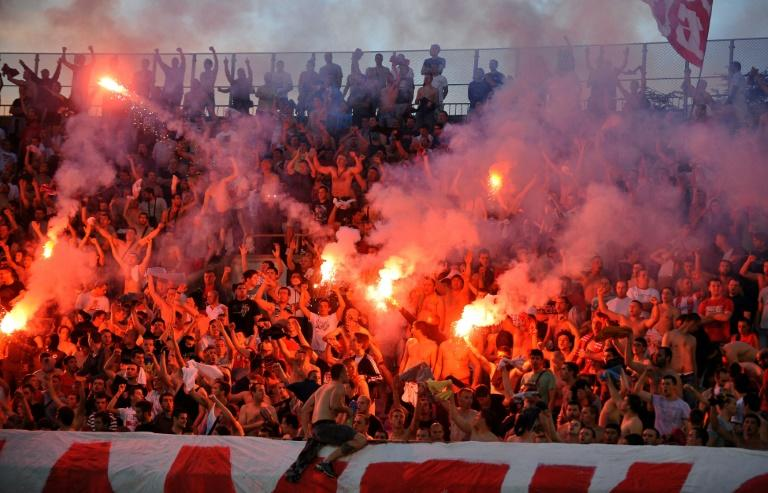 Like every derby day Belgrade will resemble a battlefield as the duel between Belgrade's Partizan and Red Star teams becomes a pretext for rival fans to fight