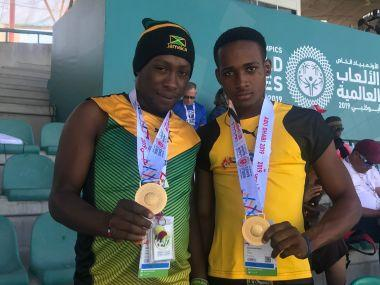 Special Olympics 2019: Usain Bolt's invaluable tipshelp Jamaican sprinters bag individual gold medals in 200m