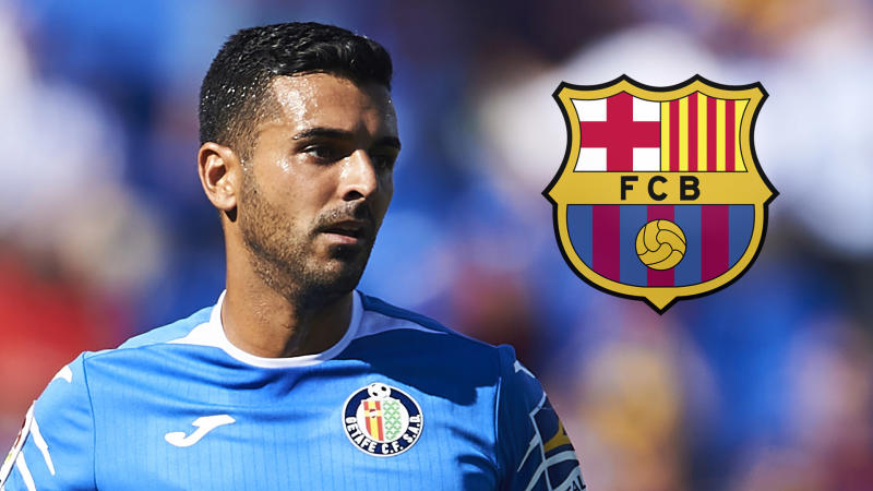 'Who wouldn't like to go to Barcelona?' - Getafe president opens door for Angel to move to Camp Nou