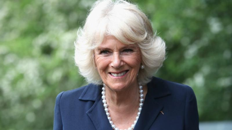 Camilla, Duchess of Cornwall, had two close calls in a helicopter in one day. Photo: Getty