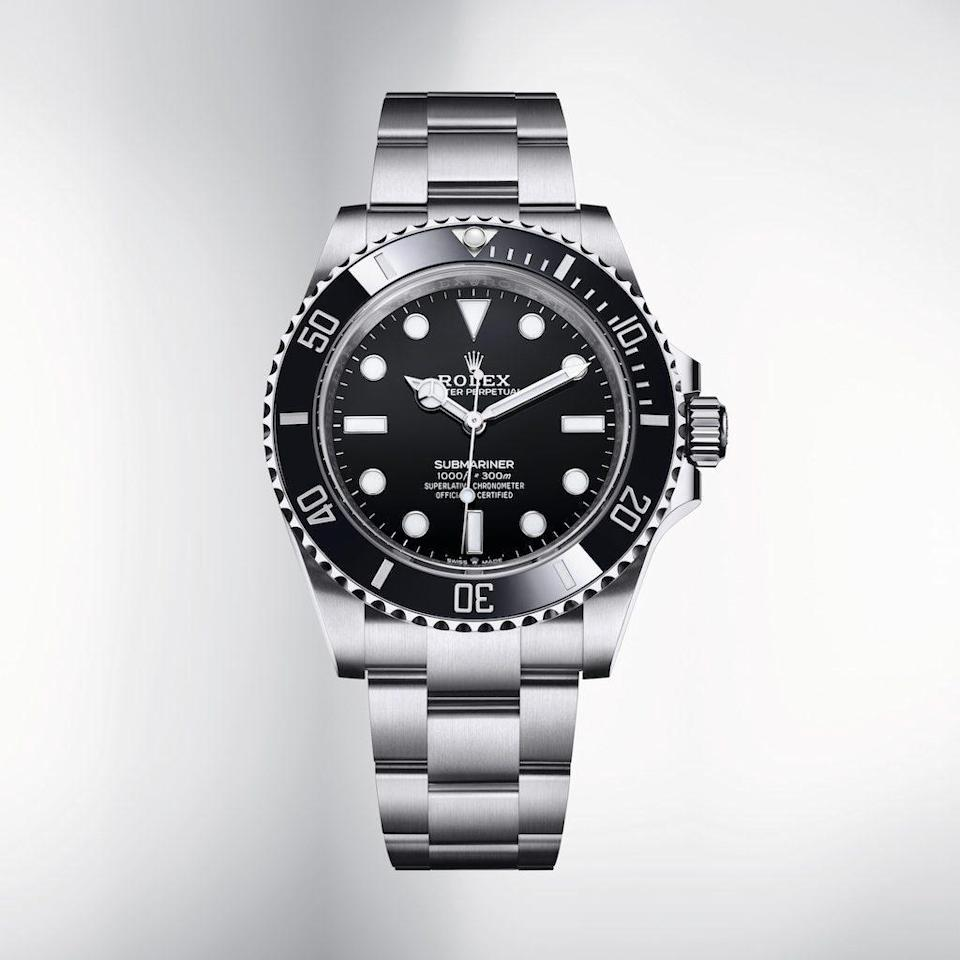 Current Rolex Oyster Perpetual Submariner 41mm Oystersteel