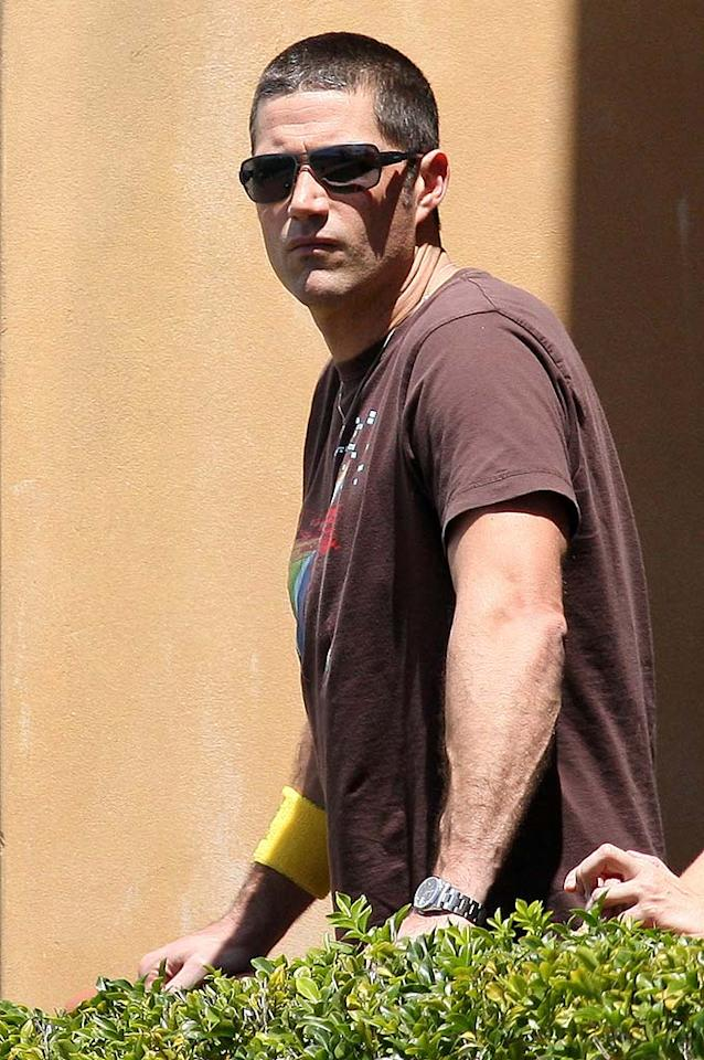 """Matthew Fox soaked up some sun in Australia while promoting his new film """"Vantage Point."""" Fans of the actor won't have to wait long to see him on screen -- the highly anticipated 4th season of """"Lost"""" premieres January 31, 2008. Picture Media/<a href=""""http://www.infdaily.com"""" target=""""new"""">INFDaily.com</a> - January 24, 2008"""