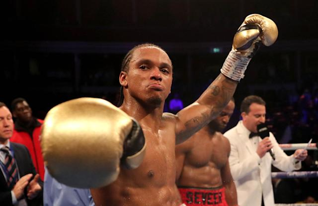 Buatsti vs Yarde remains a tantalising prospect Photo: Getty Images