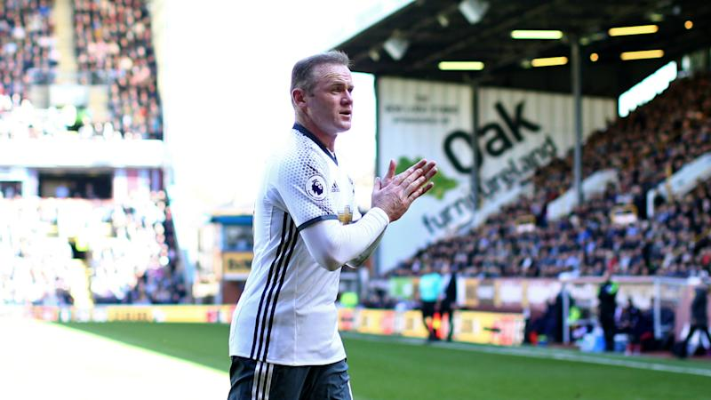 Rooney feeling strong after comeback goal