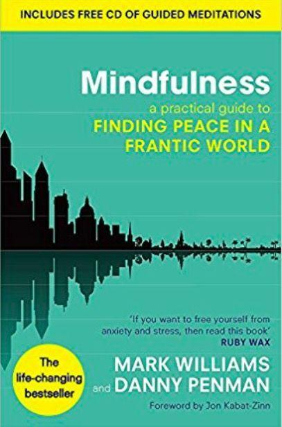"<p>Featuring downloadable audio meditations, this seminal book developed by leading mindfulness experts will suit even the most hectic life; from one-minute practices to a complete 8-week guide.</p><p><a class=""link rapid-noclick-resp"" href=""https://www.amazon.co.uk/Mindfulness-practical-guide-finding-frantic/dp/074995308X/ref=sr_1_1?ie=UTF8&qid=1533821527&sr=8-1&keywords=Mindfulness%3A+A+practical+guide+to+finding+peace+in+a+frantic+world&tag=hearstuk-yahoo-21&ascsubtag=%5Bartid%7C1919.g.22685589%5Bsrc%7Cyahoo-uk"" rel=""nofollow noopener"" target=""_blank"" data-ylk=""slk:BUY NOW"">BUY NOW</a> £4.99, Amazon</p>"