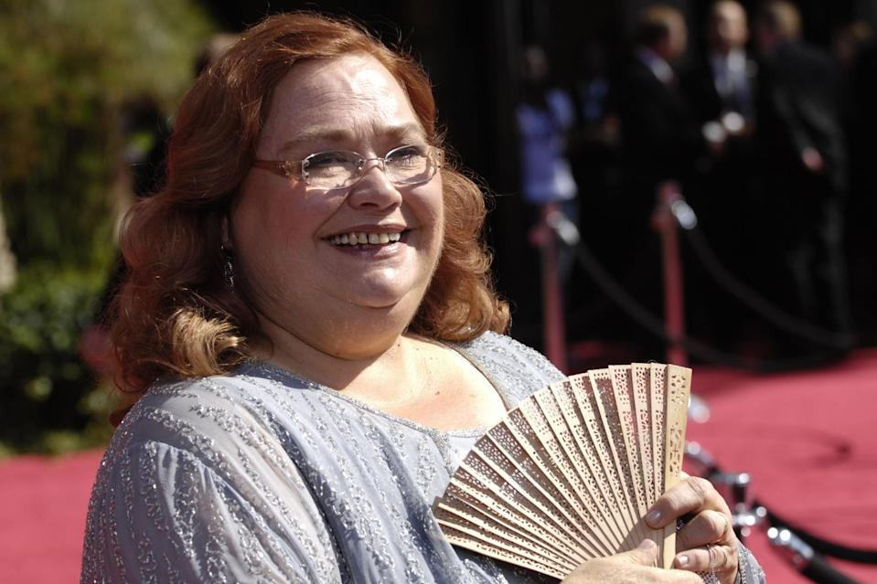 Conchata Ferrell has died following a cardiac arrest, with her family at her side: AP